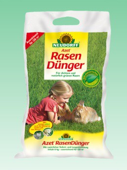 Azet RasenDünger (5,00 kg)