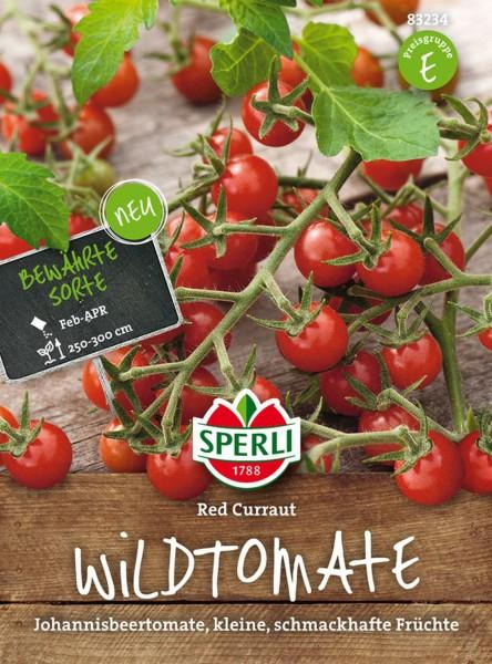 Sperli Tomate, Rote Johannisbeertomate