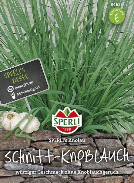 SPERLI Schnitt-Knoblauch 'Sperli´s Knolau'