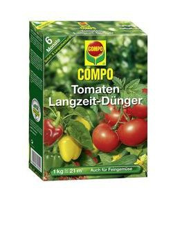 COMPO Tomaten Langzeit-Dünger - 850g