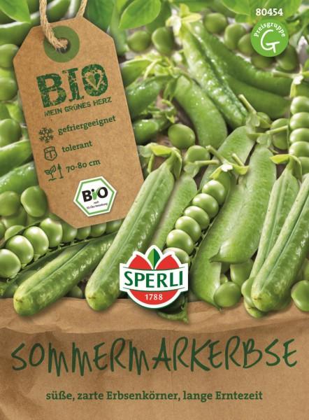 "SPERLI (Sommer-)Markerbse ""Vitara"" BIO - 1 Portion"