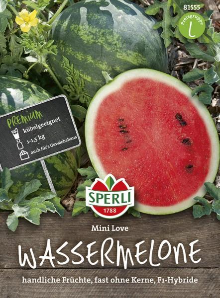 SPERLI Wassermelone Mini Love F1 Hybride