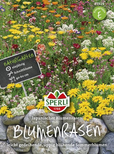 SPERLI Blumenmischung 'Japanischer Blumenrasen'