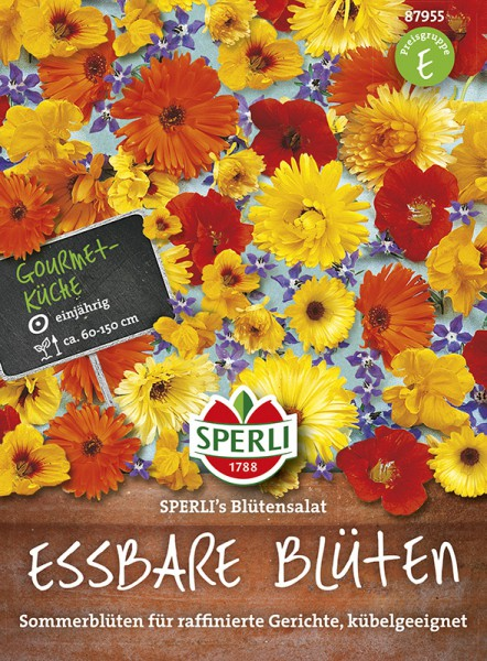 SPERLI Blumenmischung 'SPERLI's Blütensalat'