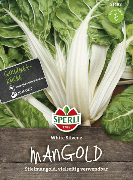 SPERLI Mangold 'White Silver 2 '