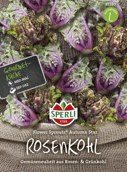SPERLI Rosenkohl 'Flower Sprouts® Autumn Star'