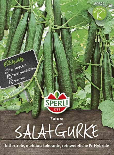 SPERLI Salatgurke 'Futura F1'