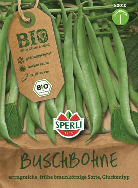 "SPERLI Buschbohne (grüne Bohne) ""Maxi"" BIO - 1 Portion"