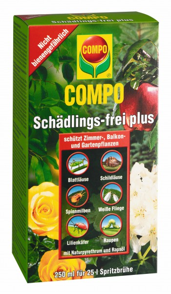 COMPO Schädlings-frei plus - 250ml