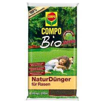 COMPO Bio Naturdünger für Rasen - 10,05 kg