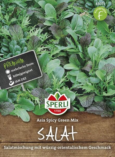 SPERLI Asia-Salate Spicy Green Mix