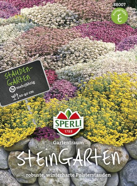 SPERLI Blumenmischung 'Steingarten-Mischung Gartentraum'