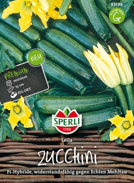Zucchini Leila F1 - 1 Portion