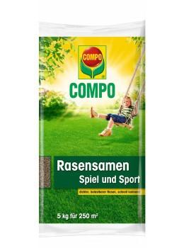COMPO Rasensamen Spiel und Sport - 5kg