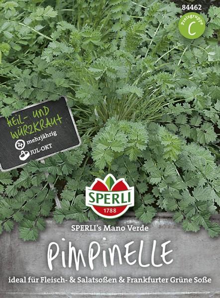 SPERLI Pimpinelle / Kleiner Wiesenknopf 'Sperli´s Mano Verde'