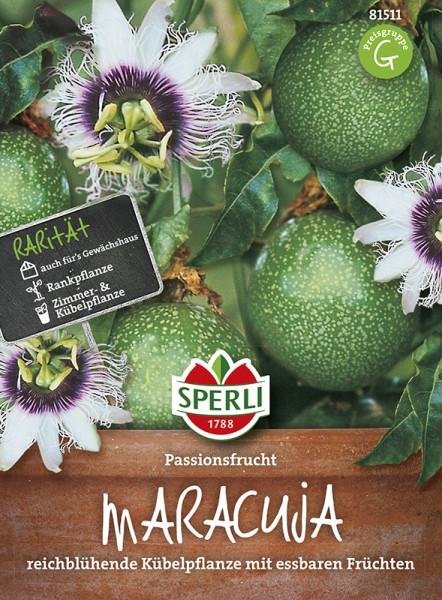 SPERLI Passionsblume / Maracuja (Passionsfrucht)