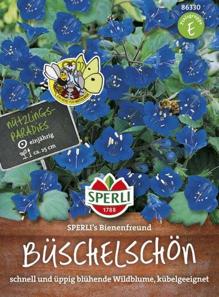 SPERLI Glockenblütiges Büschelschön 'SPERLI's Bienenfreund'