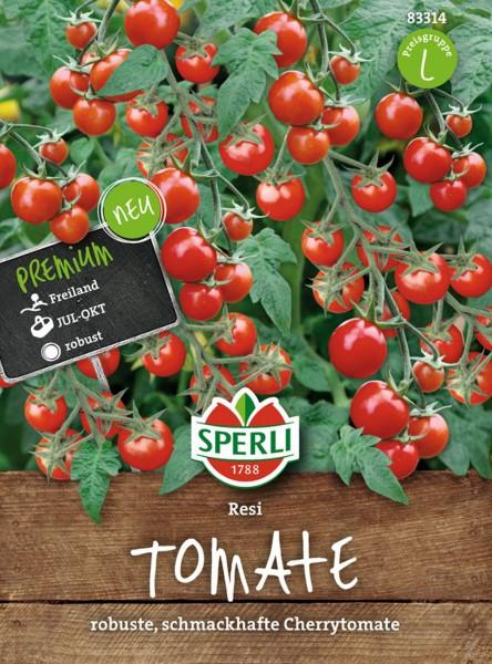 Sperli Tomate, Cherrytomate Resi