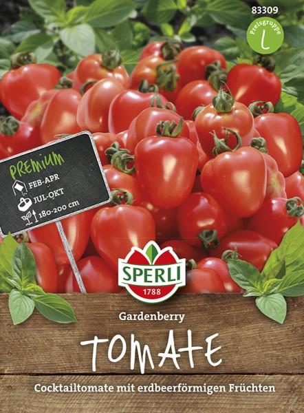 SPERLI Tomate (Cherry-Tomate) 'Gardenberry F1'
