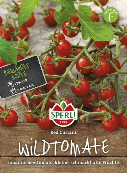 SPERLI Tomate (Cherry-Tomate) 'Red Currant'