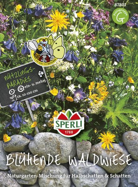 SPERLI Blumenmischung 'Blühende Waldwiese'