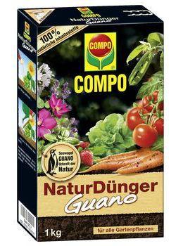 COMPO NaturDünger Guano - 1kg