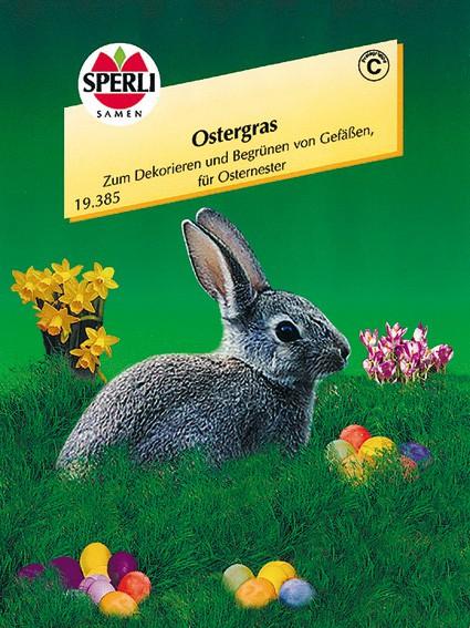 Sperli Ostergras