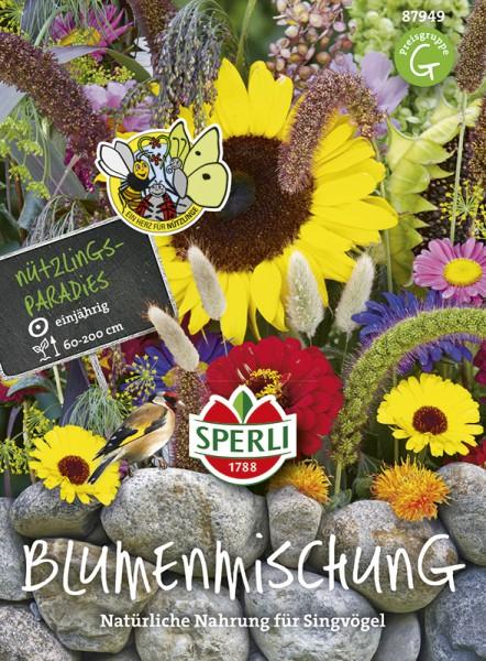 SPERLI Blumenmischung 'Blumenmischung für Singvögel'
