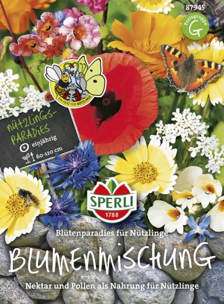 SPERLI Blumenmischung 'Blütenparadies für Nützlinge'