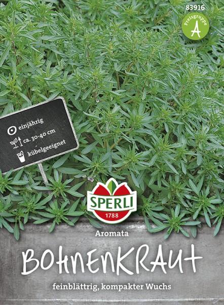 SPERLI Bohnenkraut 'Aromata'