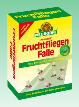 Lockstoff für Permanent FruchtfliegenFalle