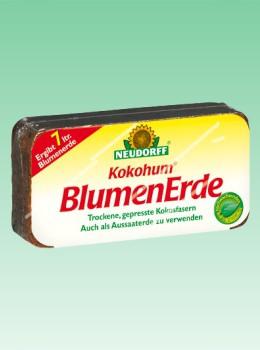 Kokohum BlumenErde (1 Brikett)