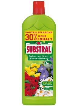 Substral® Balkon- und Kübelpflanzen-Nahrung