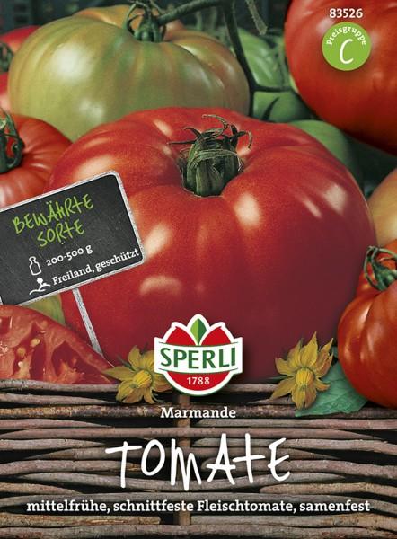 SPERLI Tomate (Fleisch-Tomate / Marmande) 'Marmande '
