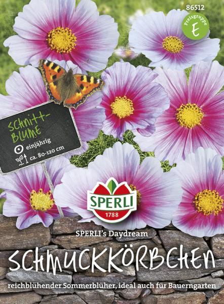 SPERLI Schmuckkörbchen / Kosmee 'Daydream'