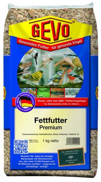 GEVO Fettfutter Premium