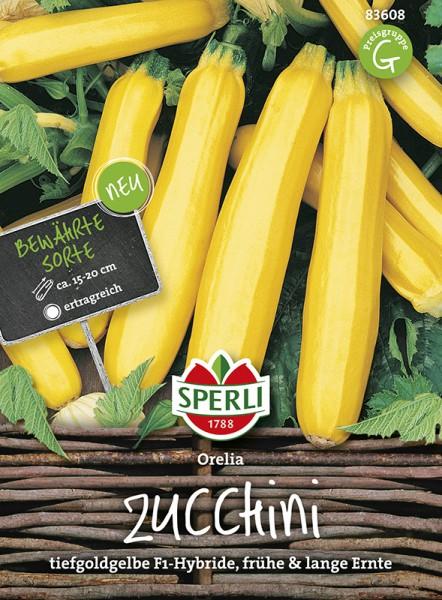 SPERLI Zucchini ´Orelia´, F1