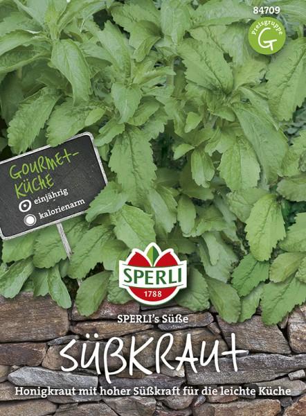 SPERLI Honigkraut / Stevia 'Sperli´s Süße'