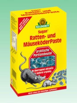 """Sugan Ratten-KöderPad (200 g) """"Neu"""""""