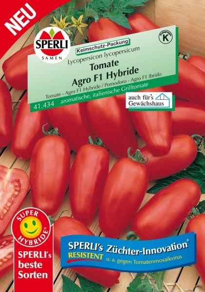 Sperli Tomate, Agro F1 Hybride