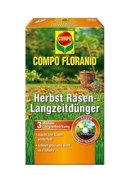 COMPO FLORANID® Herbst Rasen-Langzeitdünger - 3kg