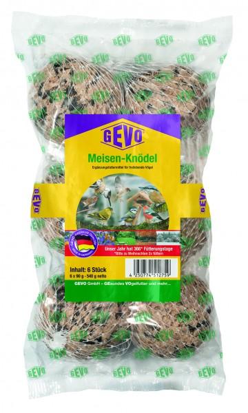 GEVO Meisenknödel - 6 Stück à 90 g