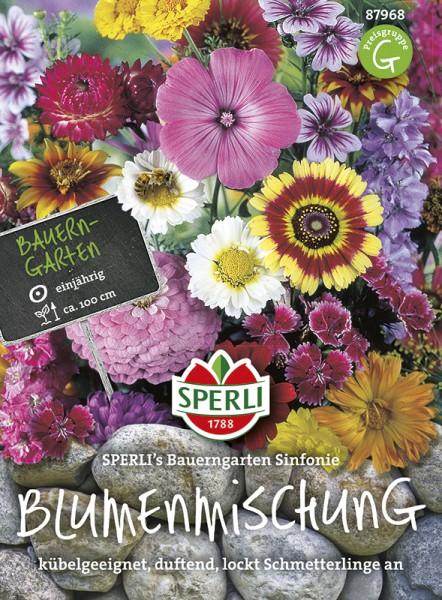 SPERLI Blumenmischung 'SPERLI's Bauerngarten Sinfonie'