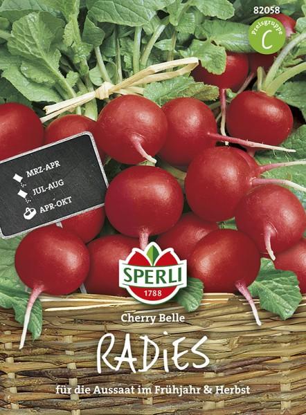 SPERLI Radieschen 'Cherry Belle '