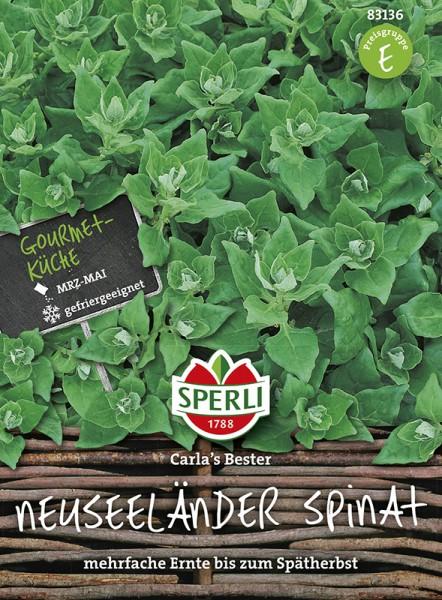 SPERLI Neuseeländer Spinat 'Carla's Bester '