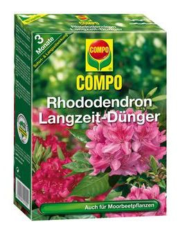 COMPO Rhododendron Langzeit-Dünger - 850g