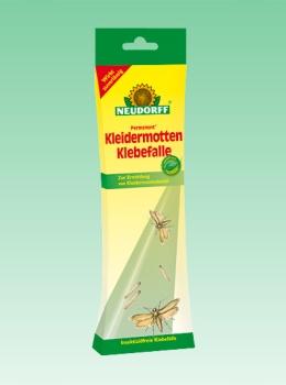 Mottenfalle für Kleidermotten, Textilmotten und Pelzmotten