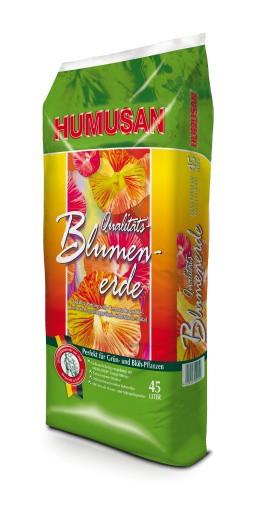 HUMUSAN Qualitäts-Blumenerde - 20 l