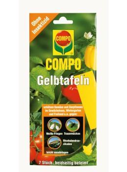 COMPO Bio Gelbtafeln - 7Stk