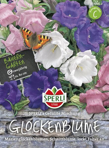 SPERLI Marien-Glockenblume (gefüllt) 'Sperli´s Gefüllte Mischung'